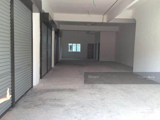 [ FACING MAIN ROAD ] Jelapang Square 3 Storey Endlot Shop-office ~ FOR RENT  111501251