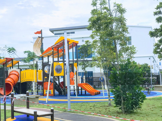 Perdana Lakeview West Playground 111557516