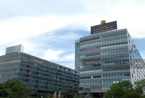 [600 sq.ft] Partly Furnished Office, Leisure Commerce Square, Bandar Sunway  112619438