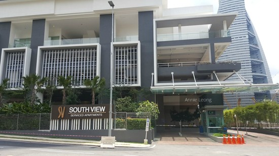 South View Serviced Apartments  113155106