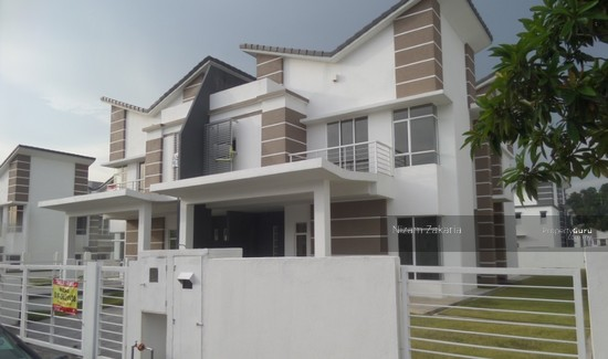 2 stry Semi D Greenhill Residence, Shah Alam  114494840