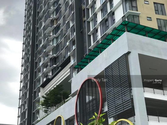 You City Brand New Apartment Condominium Fully Furnish near UCSI MRT KL  130359527