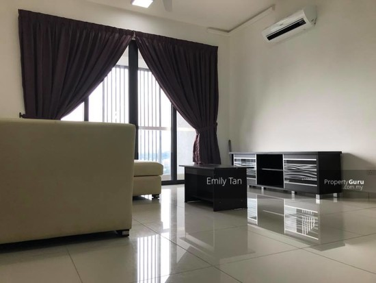 New 3rooms Apartment Condominium Fully furnish easy access KL Cheras wd MRT 3 for rent  126663818