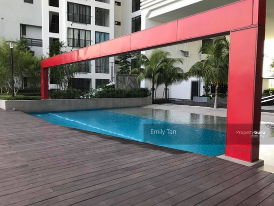 New 3rooms Apartment Condominium Fully furnish easy access KL Cheras wd MRT 3 for rent  126663840