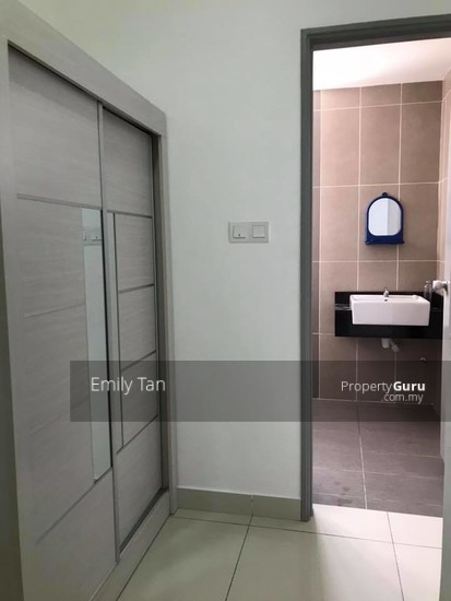 New 3rooms Apartment Condominium Fully furnish easy access KL Cheras wd MRT 3 for rent  129515152