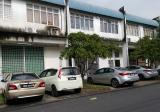 2 adjoining unit 1.5 storey Link Factory RM2.5mil in Taming Jaya Industrial Park, Balakong - Property For Sale in Malaysia