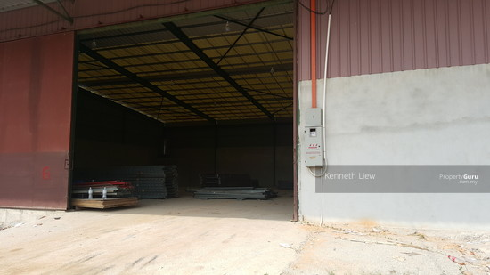 5000sf 1 storey link factory in Balakong Jaya Industrial Park for rent RM6k  116759546
