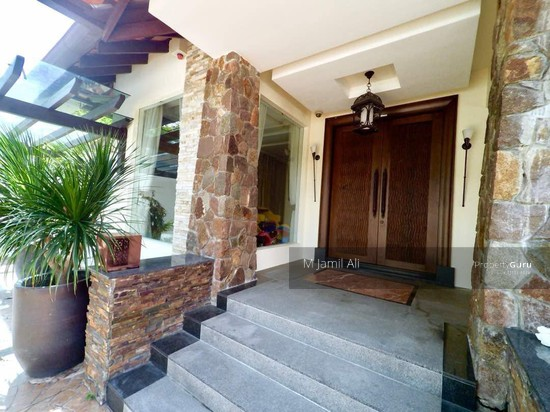 3 storey Bungalow with Lift TTDI Hills  117301922
