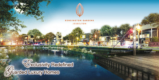 Kensington Gardens at Jesselton Heights, Jalan Brooke, Georgetown, Penang  117307685