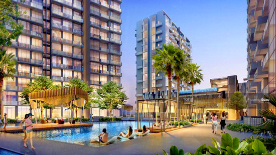{Pre-Launch} New Luxury Condo , Free Furnished , Freehold  117768584
