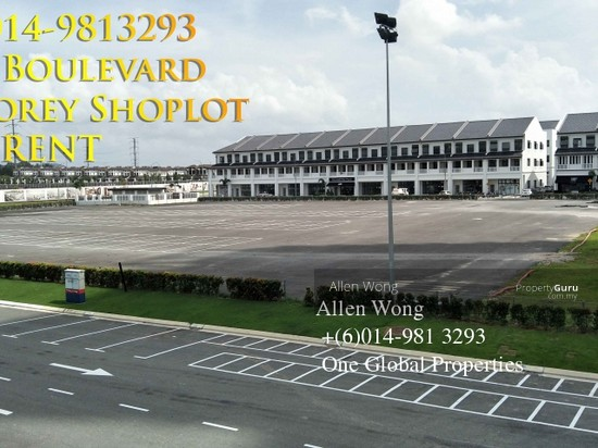 Eco Boulevard - 3 Storey Shoplot@Eco Botanic For RENT Eco Boulevard - 3 Storey Shoplot@Eco Botanic For R 118496720