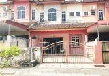 Ipoh Pengkalan Medan Lahat Baru double storey house - Property For Sale in Singapore