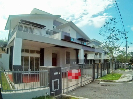 Nong Chik Heights, Johor Bahru In front view 119557367