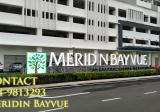The Caspian @ Meridin Bayvue - Property For Rent in Malaysia