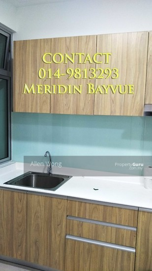 The Caspian @ Meridin Bayvue Meridin Bayvue @ Sierra Perdana for RENT Serviced 120618047
