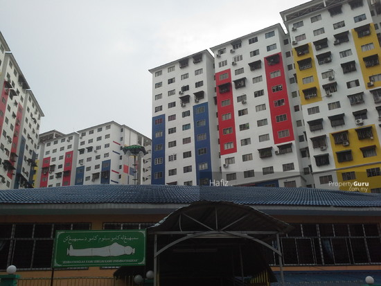 APARTMENT TAMAN DESA TASIK - (730-SF) 900km LRT Station Sungai Besi  127653426
