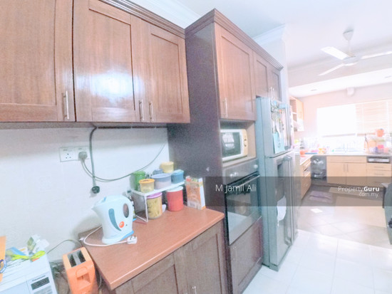 2 Sty Link Fully Extended  Taman Sunway Batu Caves Kitchen Area 121334198