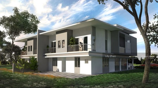 2 Storey Semi Detached , New Project | Bundusan , Penampang | Kota Kinabalu  121335128