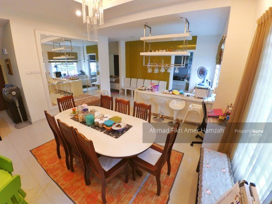 [ FREEHOLD ] Bungalow Taman Taming Mutiara 3 Kajang [ FORMERLY A SHOW UNIT HOUSE ]  124947710