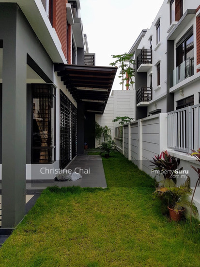 3 Storey Cluster @ The Canal Garden  122097353