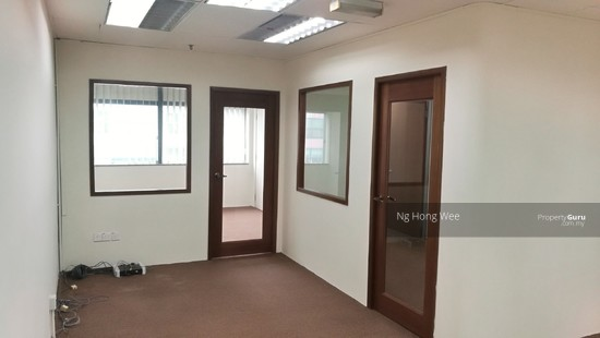 [600 sq.ft] Partly Furnished Leisure Commerce Square office, Bandar Sunway  139364919