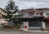 2 STOREY TERRACE END LOT TAMAN BANANG HEIGHTS - Property For Sale in Malaysia