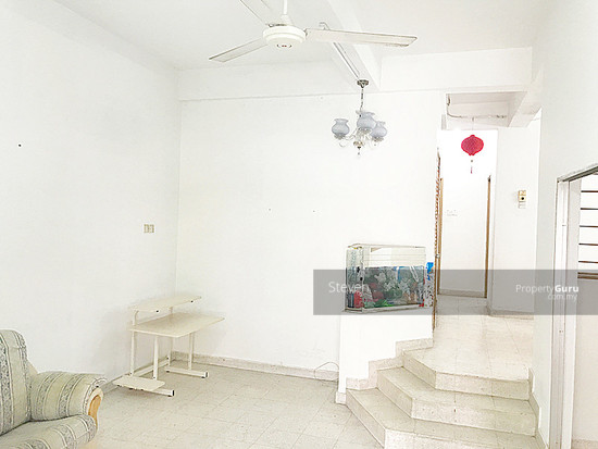 Bercham Double Storey Terrace House, 22'x75'  123626969