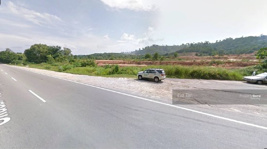 Pontian, Ulu Choh Industrial Land for Sale  124171307