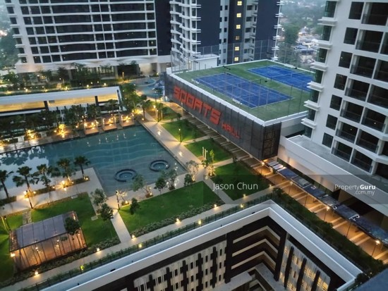 KL Traders Square Residences  124265801