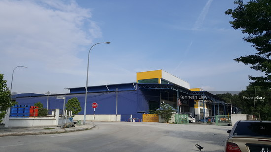 3 storey gated guarded factory in Sani Industrial Park, Balakong Jaya, Jalan BJ2/2, Balakong  124353107