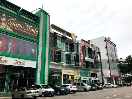Danga Utama Business Centre JB  125336930