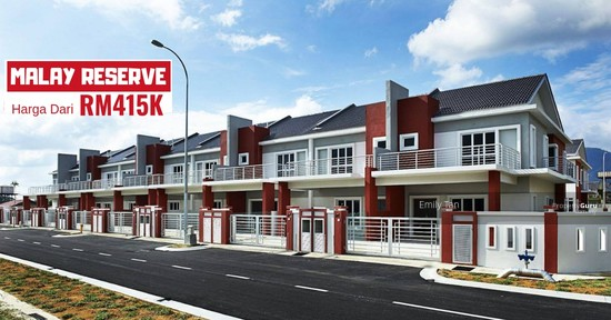 Klang South New Malay Reserve Double Storey easy access Shah Alam Kesas for sale  128510999