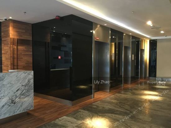 Luxury Ready Office | Renovated ,Fully Furnished | Duplex unit | Top Floor | Riverson SOHO | KK City  125585543