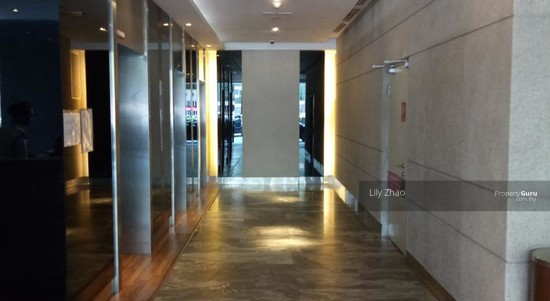 Luxury Ready Office | Renovated ,Fully Furnished | Duplex unit | Top Floor | Riverson SOHO | KK City  125585588