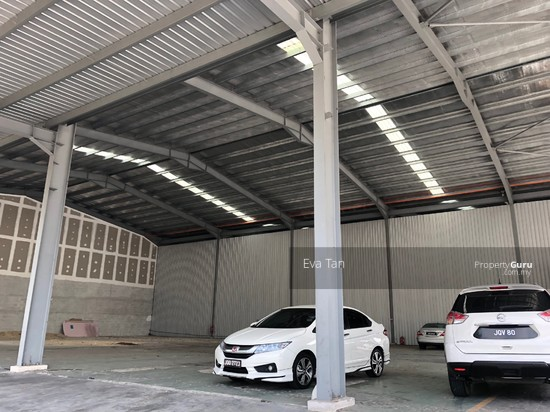 Pasir Gudang Car Show Room Unit + Car Service Center for Rent  126060545
