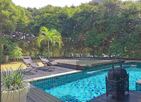 Mont Kiara Bungalow with Private Pool  126212026