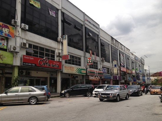 IOI BOULEVARD PUCHONG PARTLY FURNISHED OFFICE LRT SUBANG SUNWAY  126273247