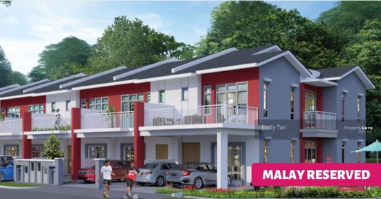Klang South Malay Reserve Double Storey House easy access Kesas Shah Alam  130228293