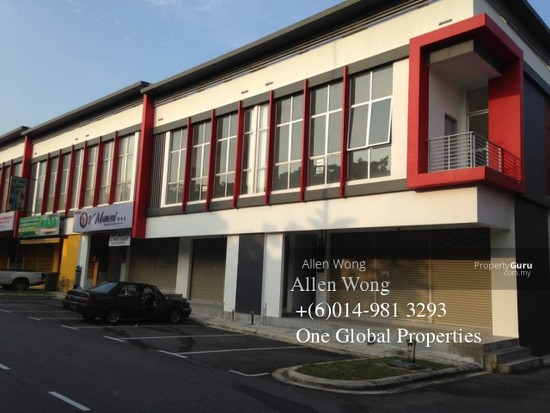 IMPIAN EMAS SHOP FOR RENT 2 storey shop lot @ Impian emas 126394404