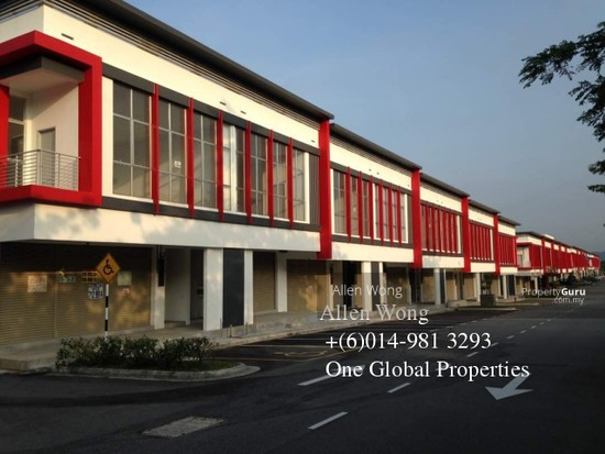 IMPIAN EMAS SHOP FOR RENT 2 storey shop lot @ Impian emas 126394409