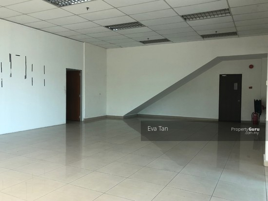 Tg Pelepas 4 Acres Land Free Trade Zone Warehouse c/w 2 Storey Office with 1000Amp for Rent  126602175