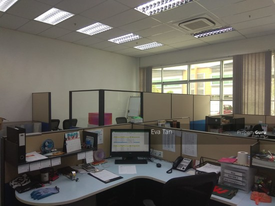 Kulai I-Park @ Indahpura 600Am Power Detached Factory with Mezz. Office for Sale  126764121