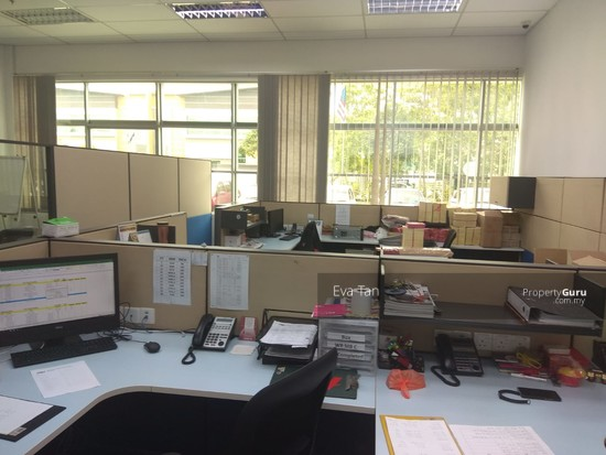 Kulai I-Park @ Indahpura 600Am Power Detached Factory with Mezz. Office for Sale  126764128