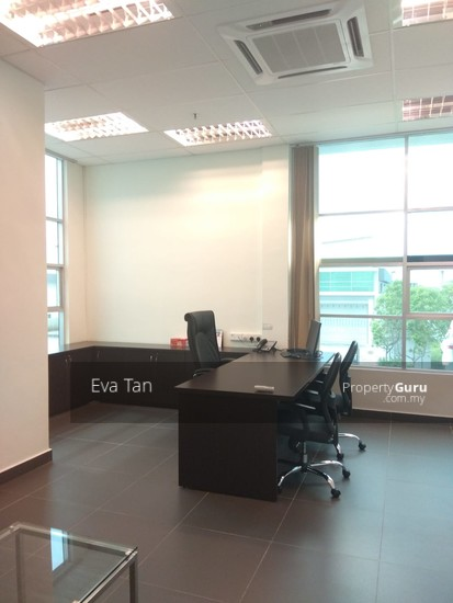 Kulai I-Park @ Indahpura 600Am Power Detached Factory with Mezz. Office for Sale  126764135