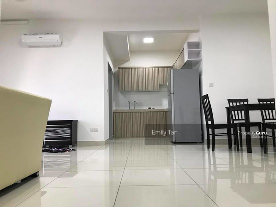 KL Cheras You City New Condominium fully furnish 3 rooms for rent nearest MRT 3  129515362