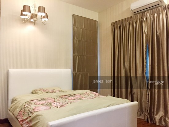 FULLY RENOVATED + FULLY FURNISHED - 2 STY SEMI-D SETIA ECO PARK SETIA ALAM SHAH ALAM KLANG  127423514
