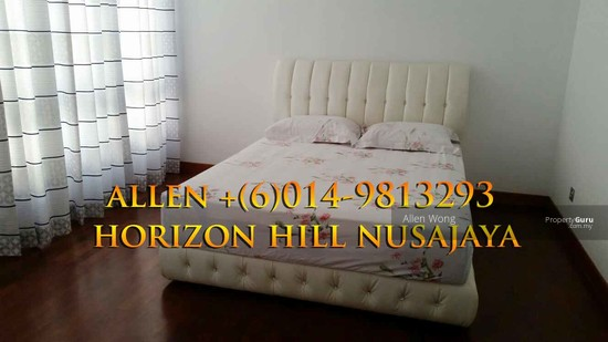 Horizon HIll Canal Garden Cluster Unit@Nusajaya Canal Garden cluster Unit located at Horizon Hills4 bedroom cluster house for rent, fully furnished. 127452828