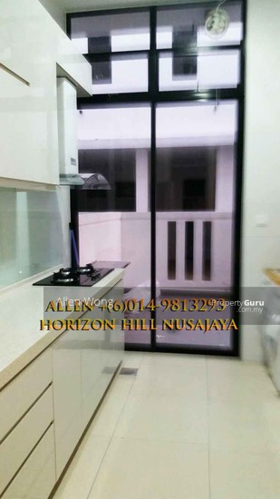 Horizon HIll Canal Garden Cluster Unit@Nusajaya Canal Garden cluster Unit located at Horizon Hills4 bedroom cluster house for rent, fully furnished. 127452830