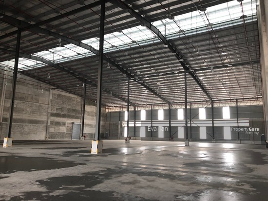Iskandar Puteri Port of Tanjung Pelepas Warehouse with 200Am Power Supply for Rent  127453914