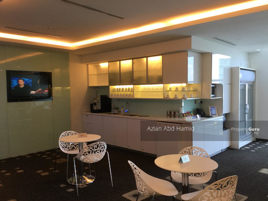 Serviced Office Axiata Tower KL Sentral  127533111